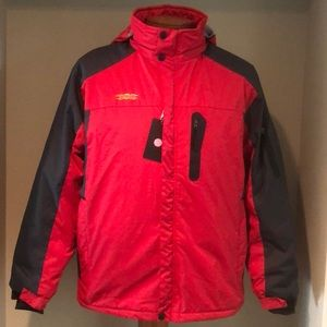Vcansion Waterproof/Windproof Ski Jacket